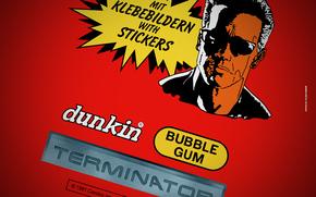 ������: terminator, arnold, retavlika, marker, bubble, red