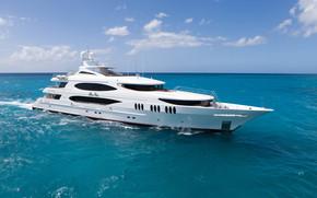 Корабли: океан, яхта, Mia Elise, путешествие, отдых