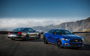 ������: X, FORD MUSTANG 2015