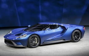 ������: X, FORD GT 2015