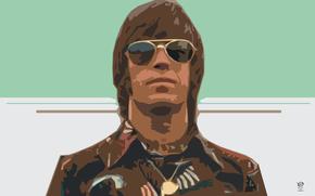 Кинозвезды: chuck, norris, cak, noris, bfvrp, zelko, radic, digital, drawings, design, artworks
