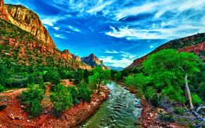 �������: Zion National Park, Utah, ����, ����, �������, ������