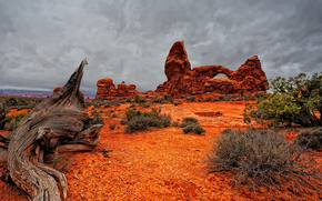 �������: Arches National Park, Utah, �����