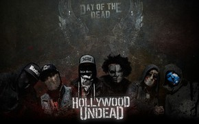 ������: x, hollywood undead