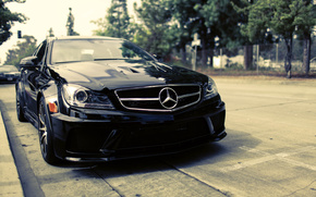 ������: mercedes, amg, ��������, c63, coupe, ����