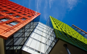 �����: Modern, Architecture, building