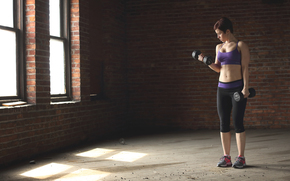 �����: girl, sports, sportswear, activewear, fashion, leggins, exercise, gymra, fitness, dumbell