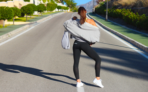 �����: girl, sports, sportswear, activewear, fashion, leggins