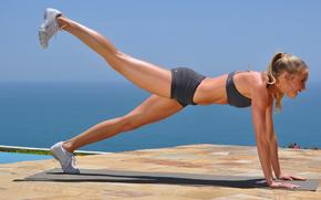 �����: girl, sport, activewear, sportswear, gymra, yoga, pilates, exercise, leggings