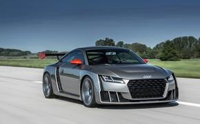 Машины: прототип, 2015, Audi TT, купе, Clubsport, Turbo, Concept