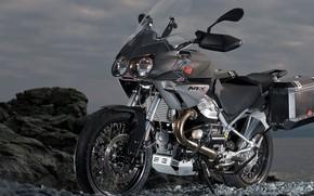 Мотоциклы: cruiser, Moto Guzzi, Stelvio 1200, NTX, bike