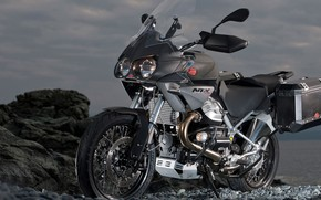 ���������: cruiser, Moto Guzzi, Stelvio 1200, NTX, bike