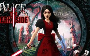 Игры: Alice Madness Returns, lightsaber, for fun