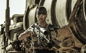 ������: �������� ���� ������ ������, films, 2015, stills, Imperator Furiosa, Charlize Theron