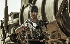 Фильмы: Безумный Макс Дорога ярости, films, 2015, stills, Imperator Furiosa, Charlize Theron