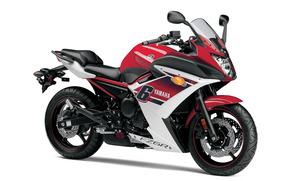 Мотоциклы: motorcycle, 2015, Yamaha, FZ6R