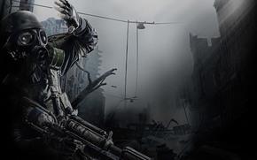 Игры: Metro 2033, Апокалипсис, Сталкер