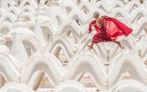 ����������: Mya Thein Tan Pagoda, Hsinbyume Pagoda, Mingun, Myanmar, ������ ��������-����, ������, ������, �������, ���