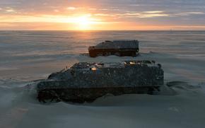 Машины: Vlieland, Friesland, Netherlands, Влиланд, Фрисландия, Нидерланды, песок, техника