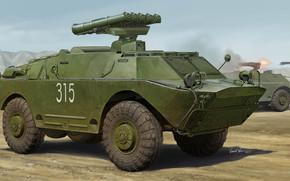 Оружие: арт, Боевая техника, Russian 9P148