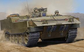 Оружие: арт, БТР, Израильский  бронетранспортер Achzarit