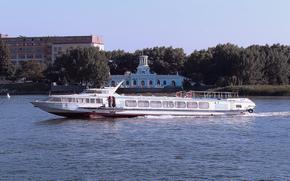 Разное: река, город, Ростов, Дон, СССР, корабль