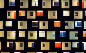 Разное: The Hague, Netherlands, Гаага, Нидерланды, здание, фасад, окна