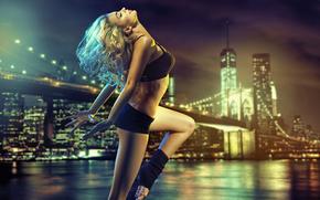 ����������: Brooklyn Bridge, Manhattan, New York City, ����������� ����, ���������, ���-����, ������ �����, ����, �������, �����, ����������