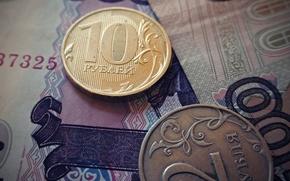 Разное: деньги, рубль, рубли, Россия, банкнота, банкноты, купюра, купюры, 2, 10, 100, 500