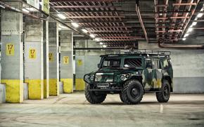 Машины: 2010, ГАЗ, 2330, Тигр, Россия, гараж