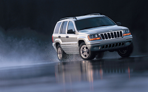 Машины: 2002, Jeep, Grand Cherokee, Special Edition