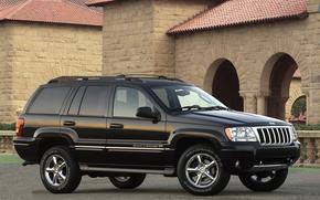 Машины: 2004, Jeep, Grand Cherokee, Overland