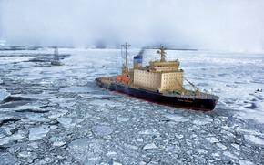 Корабли: Арктика, ледокол, яхта