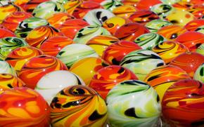 Текстуры: стеклянные шарики, шарики, макро, текстура