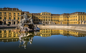 �����: Schonbrunn Palace, Vienna, Austria, ������ ظ������, ����, �������, ������, ������, ����������, ����, ���������