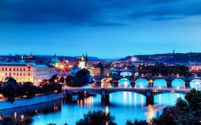 �����: Czech Republic, Charles Bridge, Prague