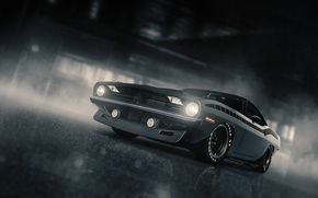 Машины: Plymouth Barracuda, Plymouth, Gran Turismo 6