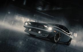 ������: Plymouth Barracuda, Plymouth, Gran Turismo 6