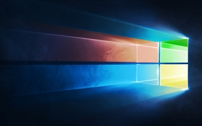 Hi-tech: windows 10, wallpaper, обои