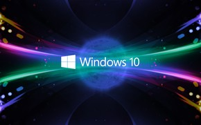 Обои Hi-tech: windows 10, wallpaper, обои