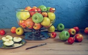 Разное: яблоки, фрукты, натюрморт