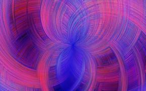 Абстракция: фрактал, абстракция, 3d, art