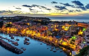 �����: Corricella, Procida Island, Italy, Gulf of Naples, ����������, ������ �������, ������, �������������� �����, �����, ������, ����, ����, ����������, ������, ��������