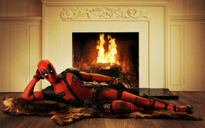 Фильмы: Ryan Reynolds, Deadpool, Movies