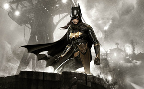 ����: Batgirl, Batman, Batman: Arkham Knight, Games