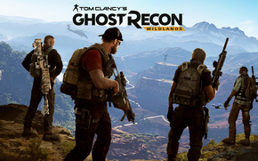 ����: Ghost Recon, Ghost Recon Wildlands, Tom Clancy, Tom Clancy's Ghost Recon Wildlands, Games