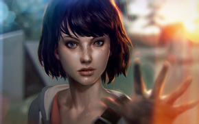 ����: Maxine Caulfield, Life Is Strange, Games