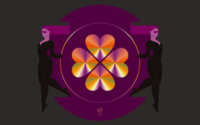 Стиль: heart, hearts, love, peace, digital, vector, girls, twins, zelko, radic, bfvrp, images, pictures, art, artworks, pop, fresh, cool