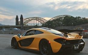������: McLaren P1, McLaren, sports car, ��������, ����