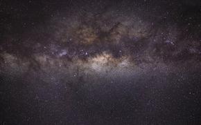 Космос: Ночь, небо, Млечный Путь космос, звеёды